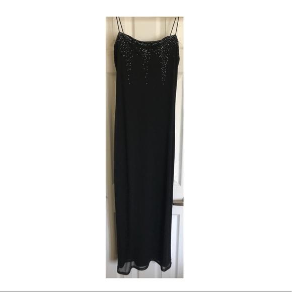 Dresses & Skirts - Black gown dress!